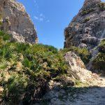 Wanderung zur Cala Boquer